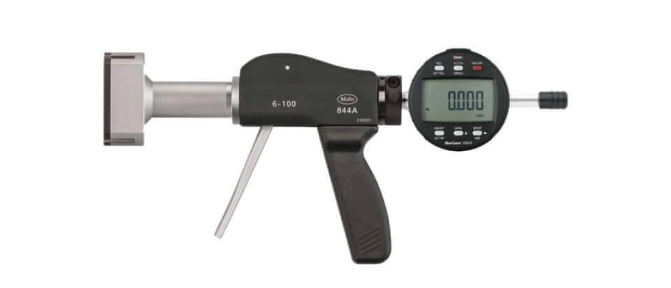 Thước panme đo lỗ điện tử Mahr