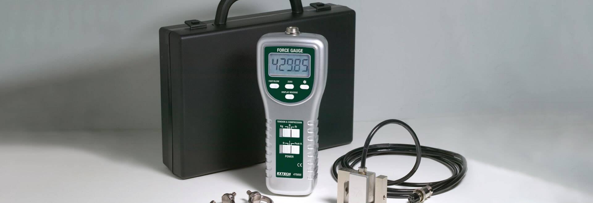 Máy đo lực đo gì? 06 dạng đo lực phổ biến hiện nay
