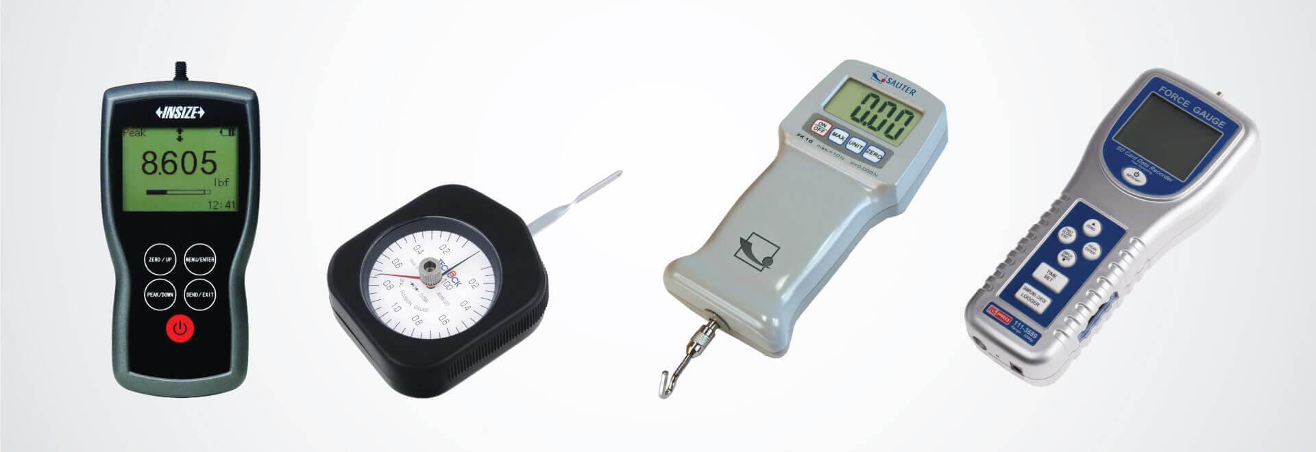 Chọn máy đo lực theo các thương hiệu nổi tiếng