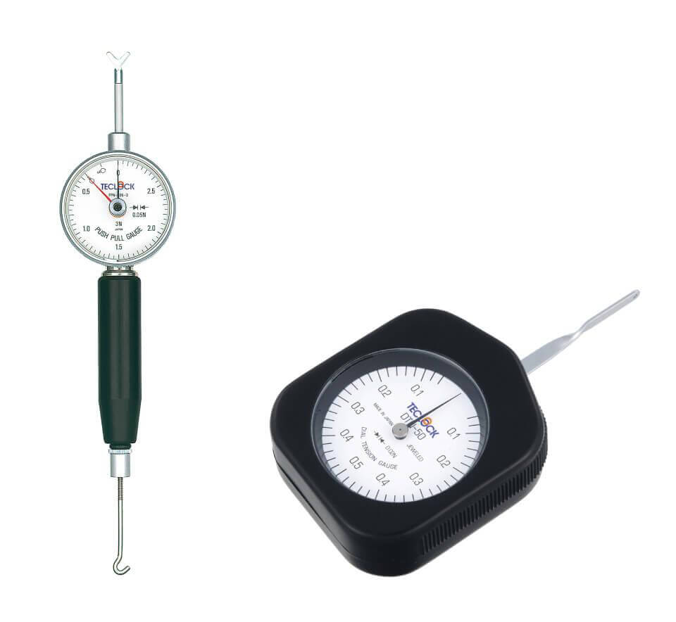Đồng hồ đo lực Teclock