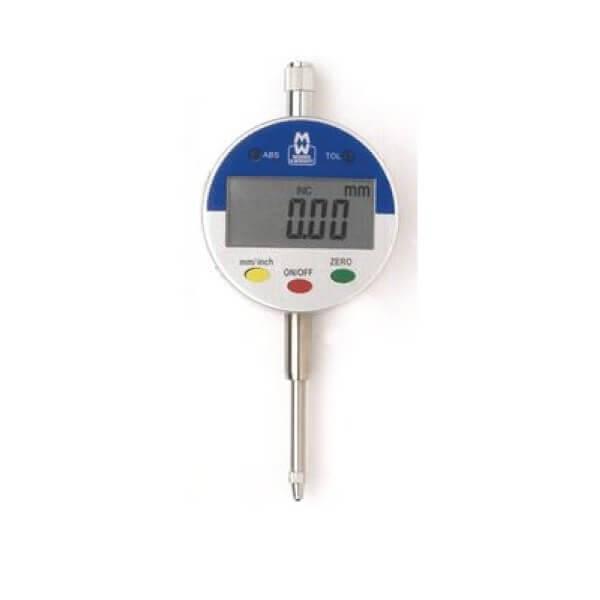 Đồng hồ so điện tử MW 405-06DB, 0-25mm