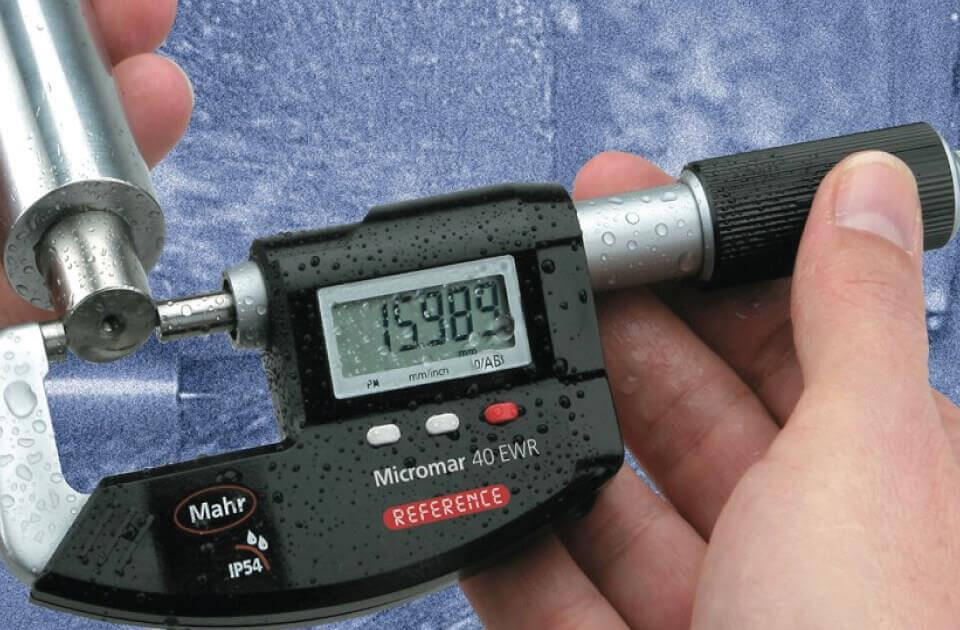 Panme điện tử Micromar 40 EWR