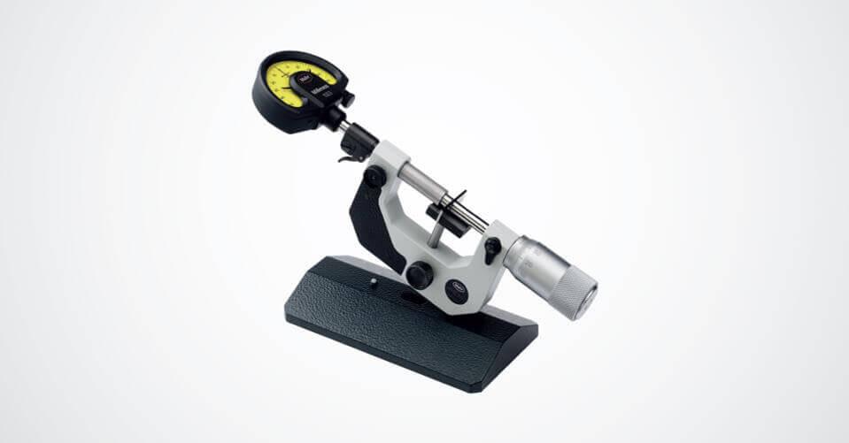 Panme đồng hồ chỉ thị kim chính xác cao Micromar (hệ mét) 40 TS