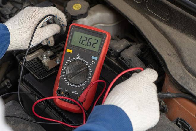 hướng dẫn cách sử dụng đồng hồ vạn năng để đo dòng điện