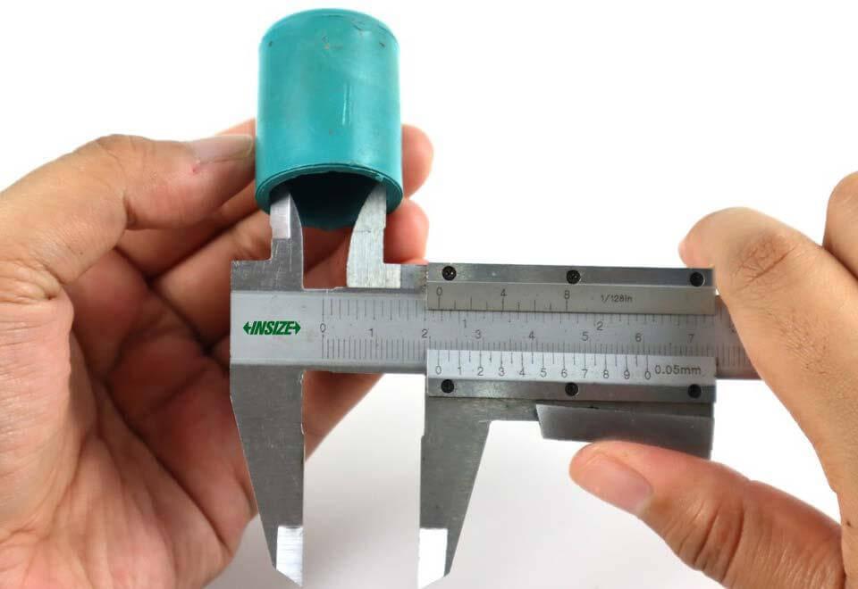 Sử dụng thước kẹp đúng cách