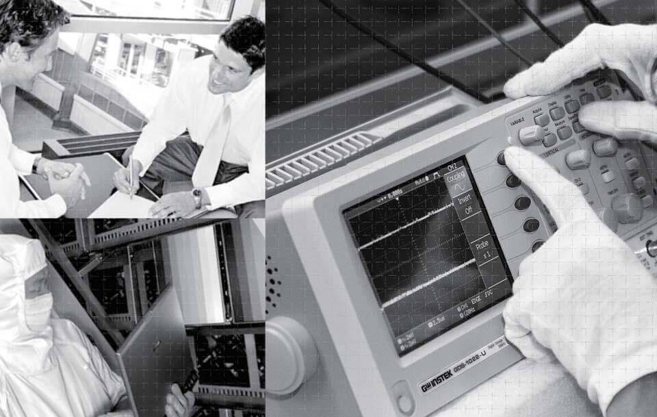 Hãng thiết bị đo lường hàng đầu Đài Loan