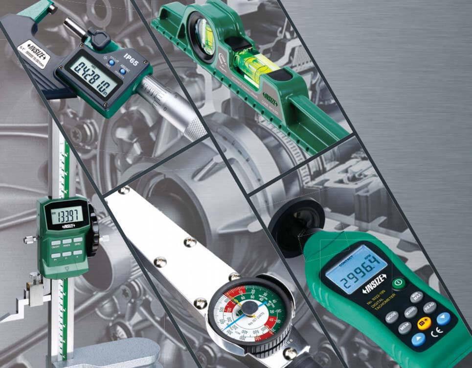 Nhà cung cấp dụng cụ đo lường chất lượng cao