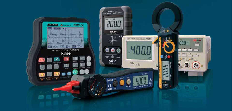 Hãng cung cấp thiết bị đo lường cao cấp