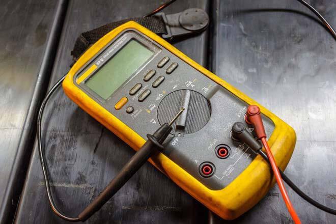 Cách đo dòng điện 1 chiều bằng đồng hồ vạn năng