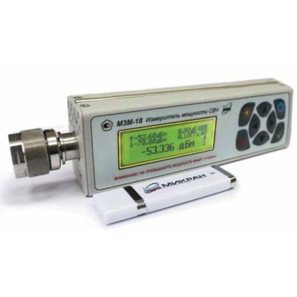 Thiết bị đo công suất cao tần cầm tay MC-M3M
