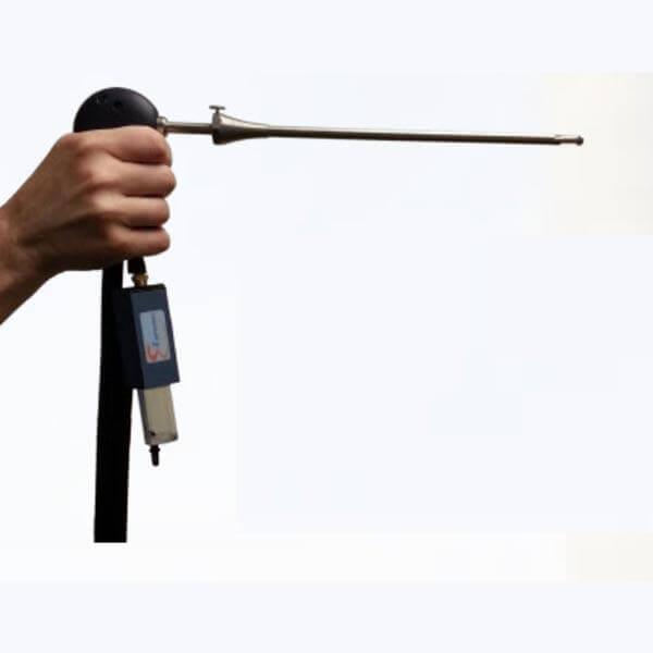 Máy đo khí đốt và khí thải công nghiệp cầm tay EI-E4500