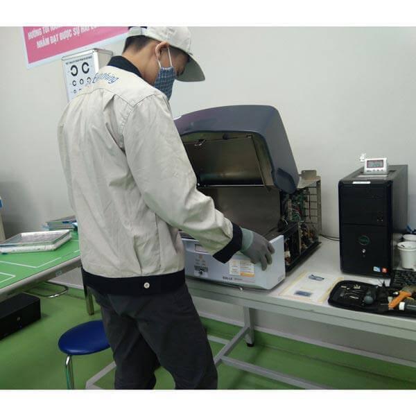 Dịch vụ bảo trì định kì máy quang phổ huỳnh quang tia X SMZ-PMEDX
