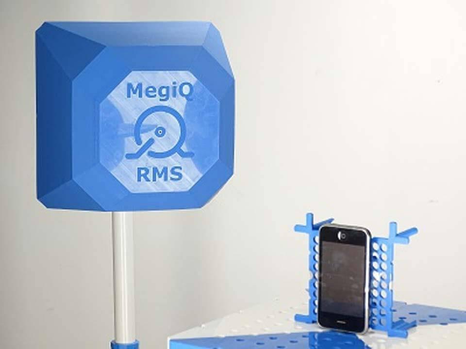 Hệ thống đo bức xạ RMS-0460 MegiQ