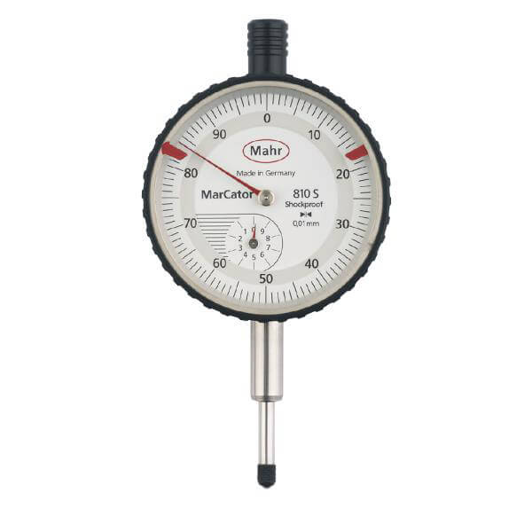 Đồng hồ so cơ khí độ chính xác cao MarCator 810 A_2
