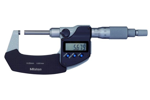 Panme đo ngoài điện tử Mitutoyo 406