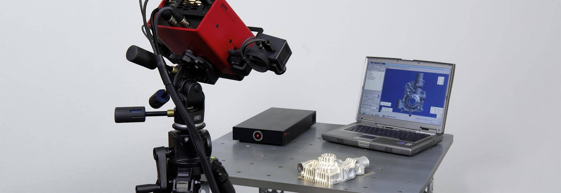 Máy quét 3D của Nikon giúp thiết kế ngược trở nên dễ dàng hơn bao giờ hết