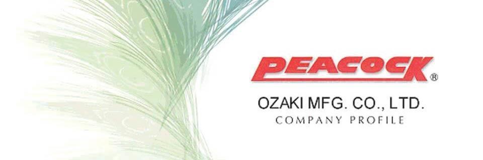Peacock Ozaki thương hiệu của Nhật Bản