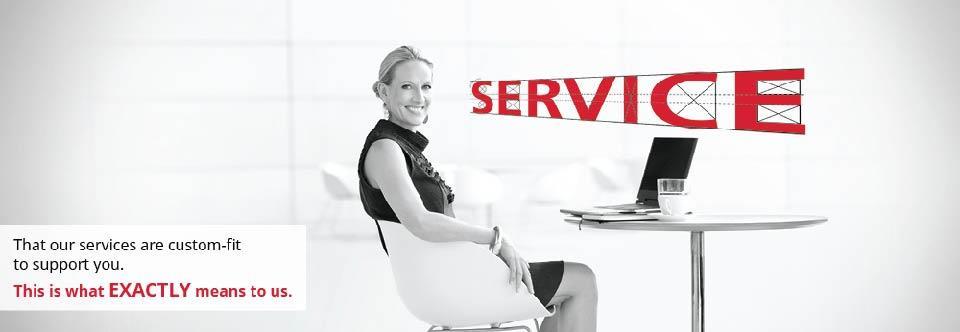 Dịch vụ chăm sóc khách hàng của Mahr