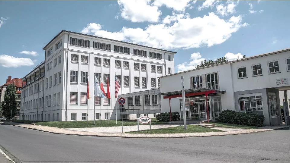 Trụ sở chính của Mahr tại Đức