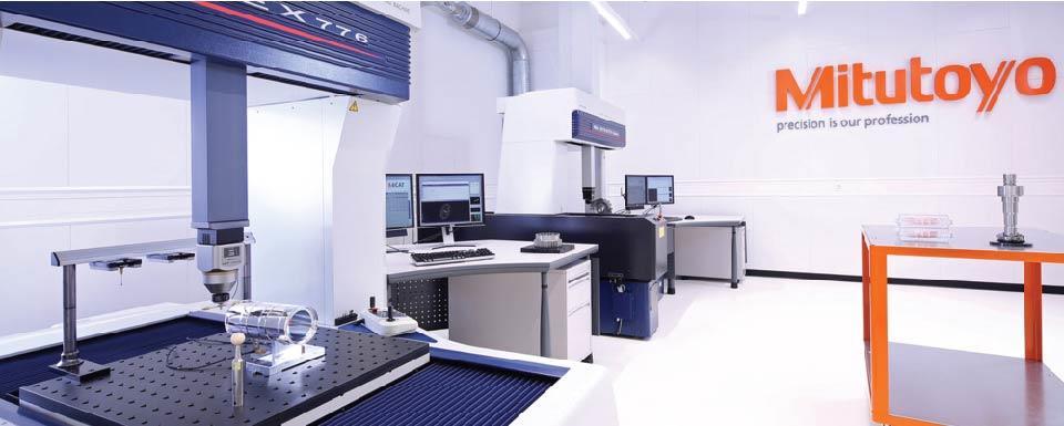 Mitutoyo - Nhà sản xuất dụng cụ đo lường hàng đầu Nhật Bản