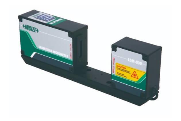 Panme đo quét laser Insize LDM-065