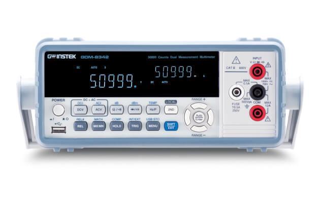 Đồng hồ vạn năng để bàn với giao diện GPIB GW Instek GDM-8342