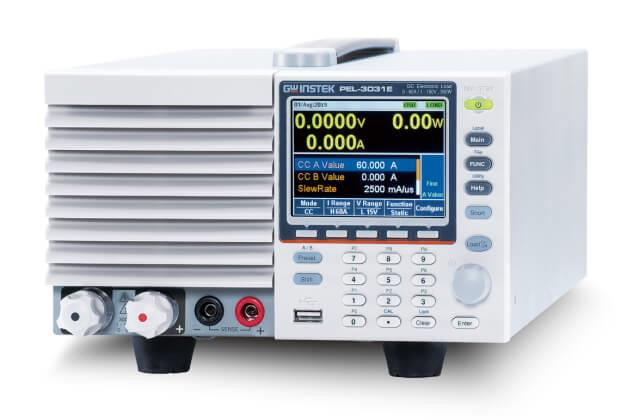 Tải điện tử lập trình với giao tiếp RS232 GW Instek PEL-3031E