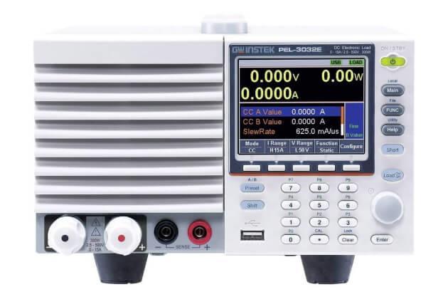 Tải điện tử lập trình với giao tiếp RS232 GW Instek PEL-3032E