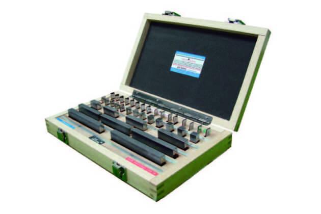 Bộ căn mẫu bằng vonfram Metrology GB-T9038