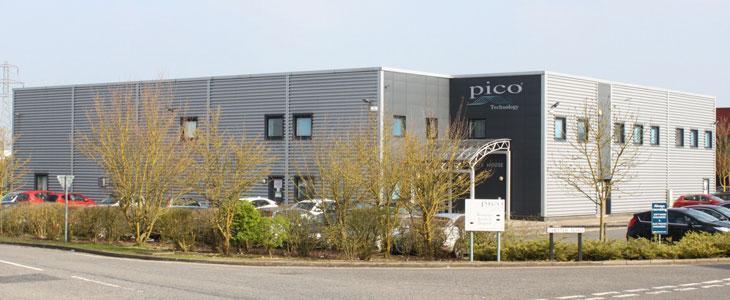 trụ sở chính Pico Technology
