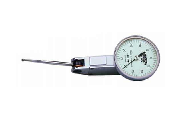 Đồng hồ so chân gập đầu loại đầu đo dài Insize 2896-05