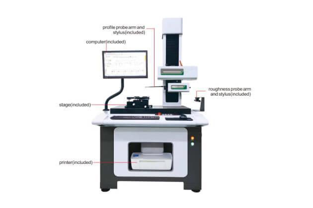 Máy đo độ nhám và biên dạng Insize SPM-2000