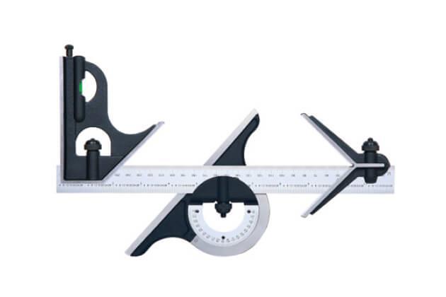 Set thước đo góc Insize 2274-4