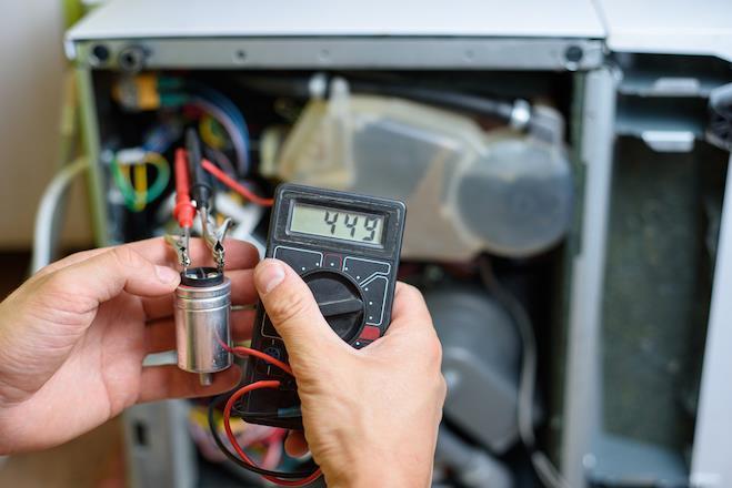 Hướng dẫn kiểm tra tụ điện sống hay chết bằng đồng hồ đo điện