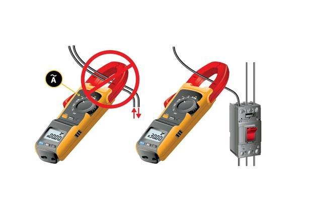 Ampe kìm có đo được dòng 1 chiều không? Cách đo dòng điện một chiều đơn giản