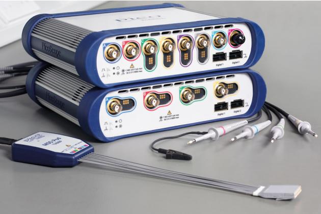 Máy hiện sóng pc picoscope 6000E phiên bản băng thông 1GHz - Tecostore