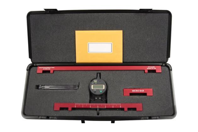Đồng hồ đo độ sâu điện tử Exacto G.A.L Gage CAT#PGD121874