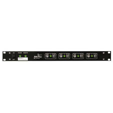 Máy phát tín hiệu đa kênh, nhất quán pha lên tới 40 GHz dạng mô đun rack APMSXXG_ULN_2