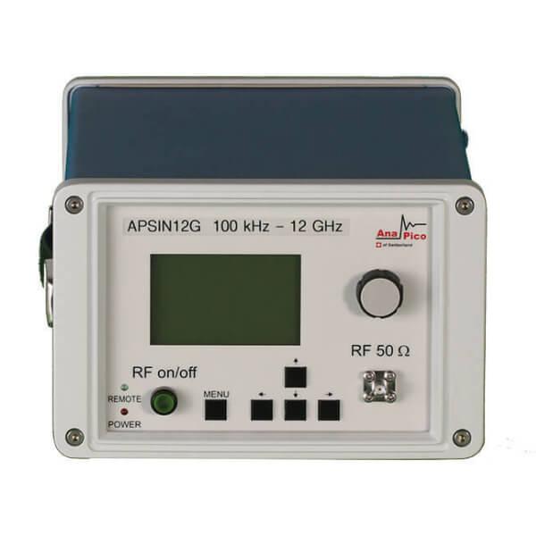 Máy phát tín hiệu siêu cao tần đến 26,5 GHz APSINXXG_1