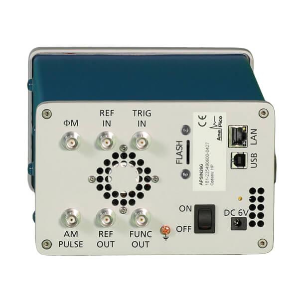 Máy phát tín hiệu siêu cao tần đến 26,5 GHz APSINXXG_3