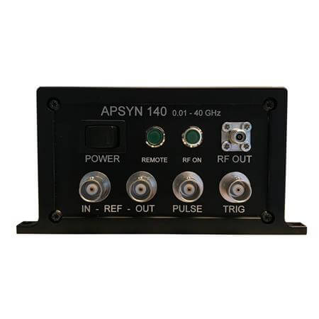 Bộ tổng hợp tần số đơn kênh, nhiễu thấp lên tới 43,5 GHz APSYN140_1