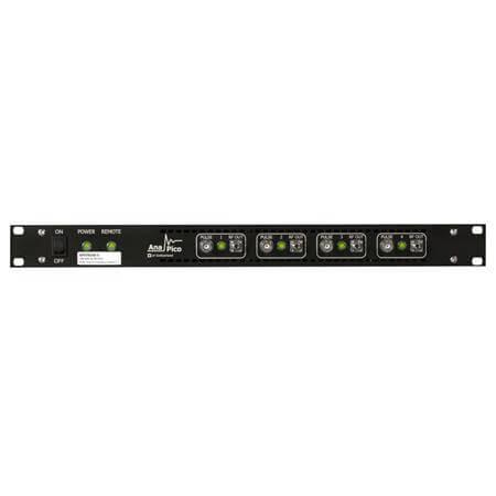 Bộ tổng hợp tần số đa kênh, băng rộng 100 kHz đến 43,5 GHz APSYN140-X_1