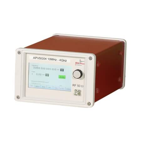Máy phát tín hiệu vector đến 40 GHz APVSG_1