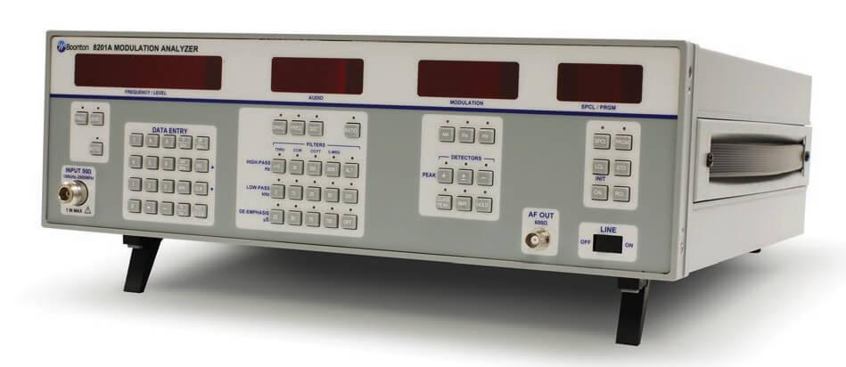 Máy phân tích tín hiệu điều chế 8201A_1