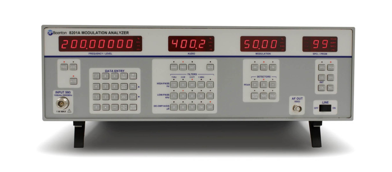 Máy phân tích tín hiệu điều chế 8201A_2