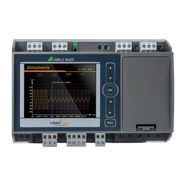 Thiết bị đo giám sát chất lượng điện năng Camille Bauer PQ5000