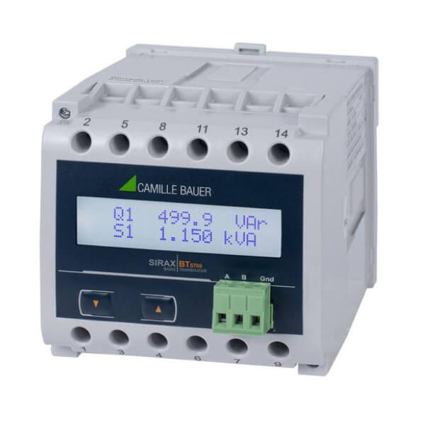 Đồng hồ đo công suất điện Camille Bauer SIRAX BT5700