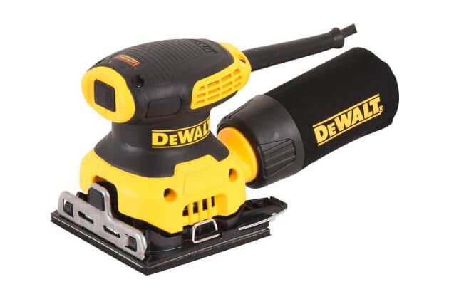 Máy chà nhám vuông DeWalt DWE6411-B1
