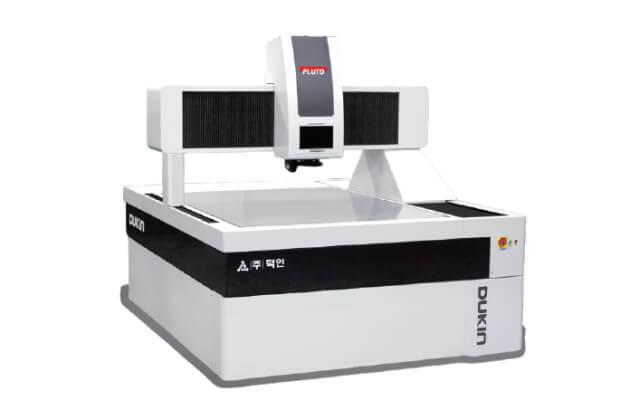 Máy đo 3D CMM không tiếp xúc cỡ vừa Dukin PLUTO 10121