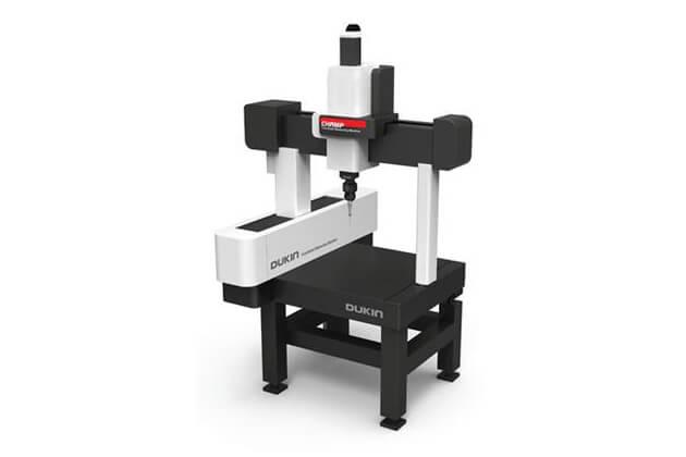 Máy đo 3D CMM cỡ nhỏ Dukin CHAMP 564
